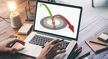 Le taux de rebond d'un site web